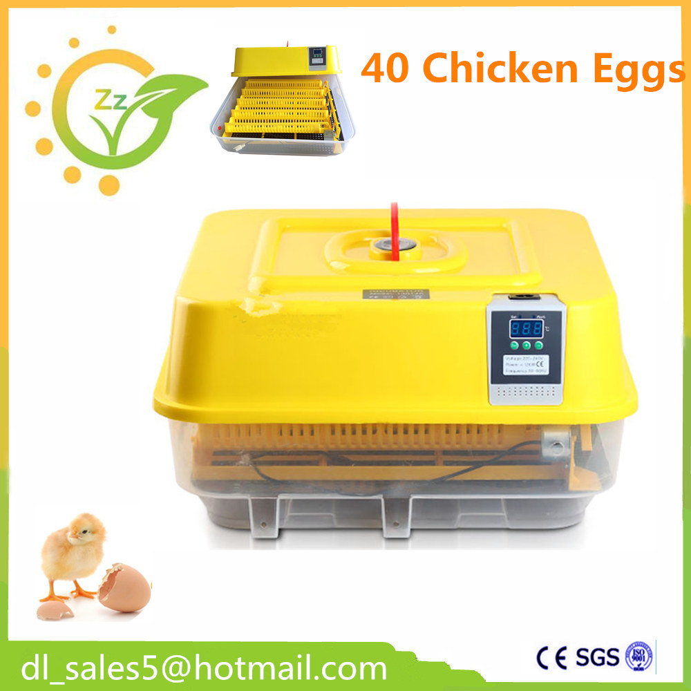 Full automatic Chicken Duck Goose Quail cheap eggs incubator Poultry Brooder Hatchery machine Digital Temperature control fully automatic mini cheap egg incubator brooder hatchery machine for hatching chicken duck goose quail eggs