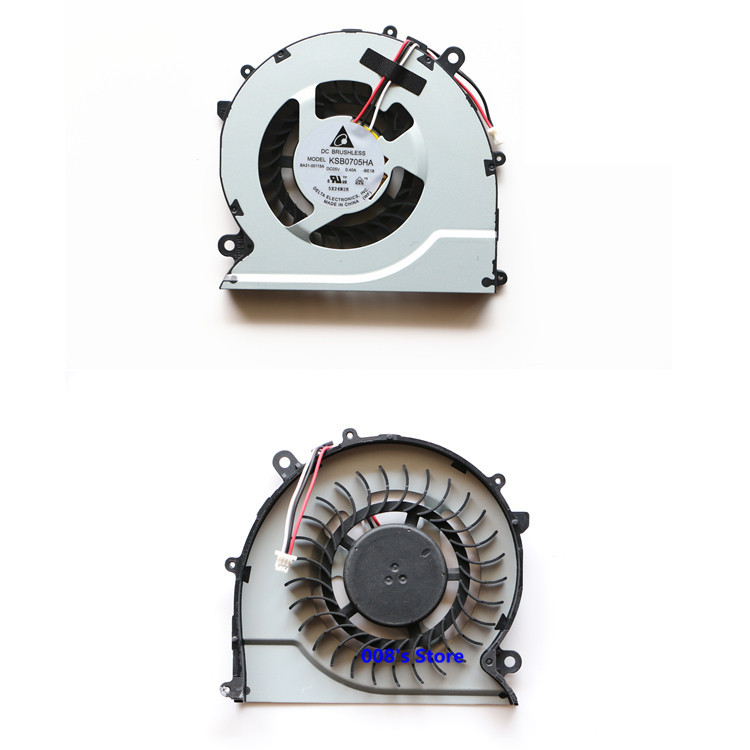 New Laptop CPU Cooler Fan For SAMSUNG NP370R4E NP370R5E NP450R4V NP450R5V NP510R5E NP470R5E NP450R5J NP450R4Q KSB0705HA BE18