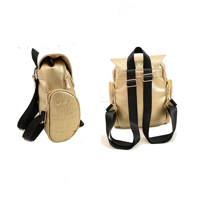 Stylish Owl Backpack