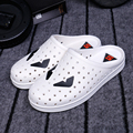 2016 Summer Fashion Monster Clogs For Men Slip On Mules Breathable Comfortable Outdoor Beach Shoes Slippers For Male c274 15