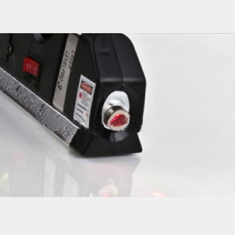 5-vodičový značkovací nástroj / laserová hladina (s dálkovým - Měřicí přístroje - Fotografie 5