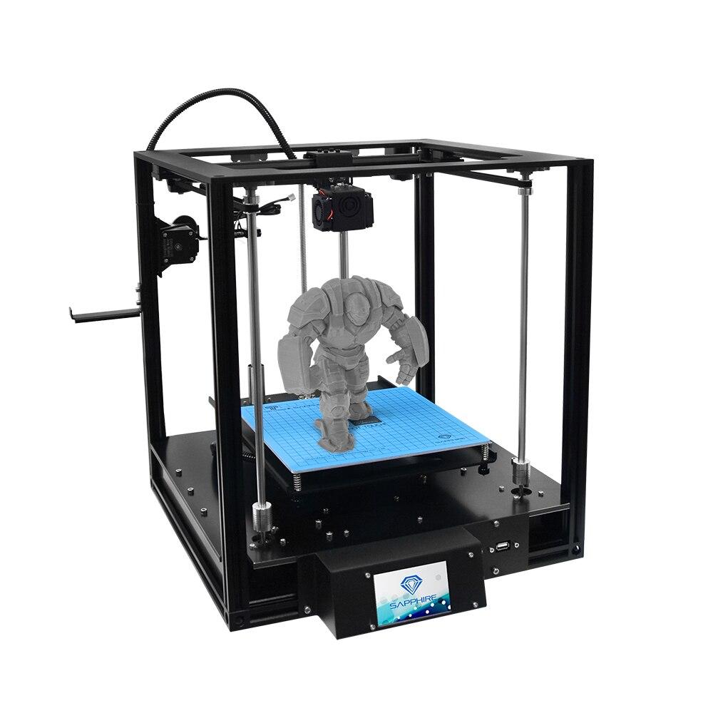 Ortur4 haute précision 98% assemblé 3D imprimante Machine Anti-feu Impresora 3d reprendre l'impression Shenzhen 3d maison imprimante