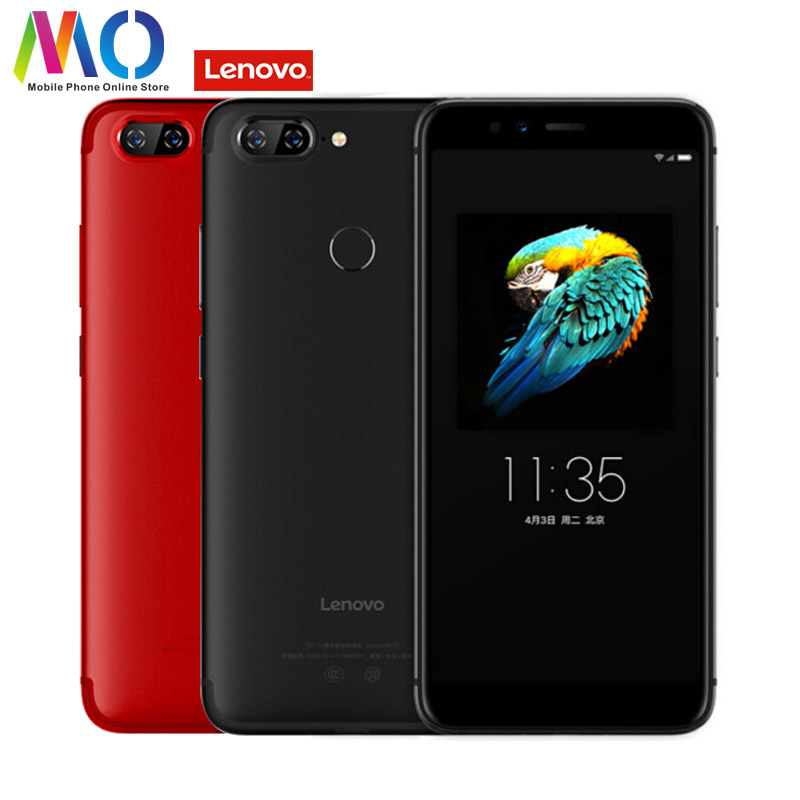 Original Lenovo S5 K520 Phone Global Version Smartphone Android Mobile Phone 3 4G 32 64G 13MP