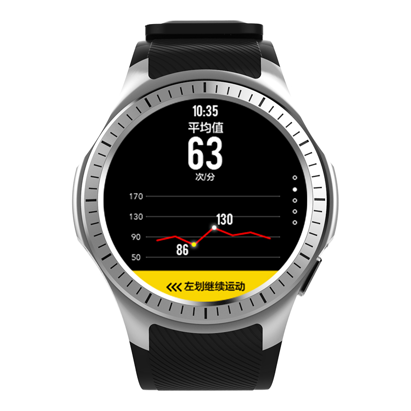 S2 Smart Watch With GPS MTK2503 Support Sleep Monitor SIM Card Smartwatch Multi sport Mode Fitness