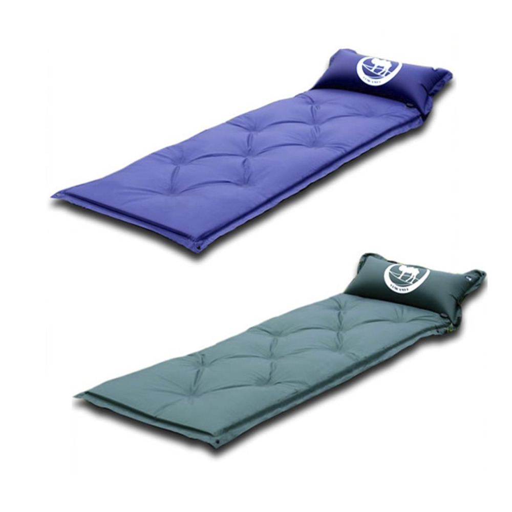 Outdoor Camping Mat Tents Air Mattress Nap Beach Mats Self