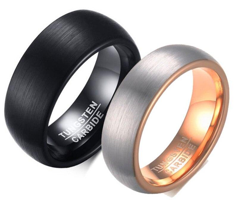 8MM Wedding Tungsten Ring Very Nice Wedding Band Tungsten