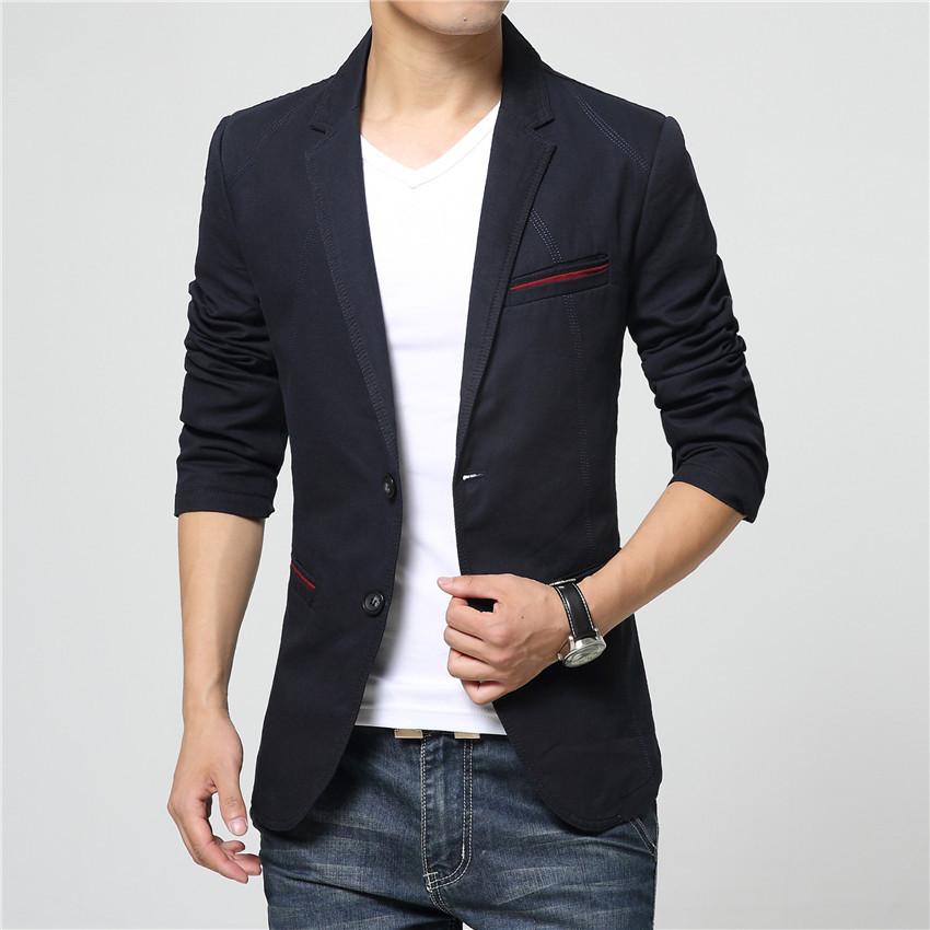 Images of Casual Mens Blazers - Reikian
