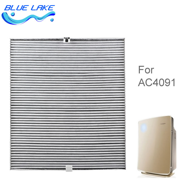 все цены на Original OEM,for AC4091,Multi-care filter,Composite formaldehyde filter,AC4187,size 416*366*45mm,air purifier parts онлайн