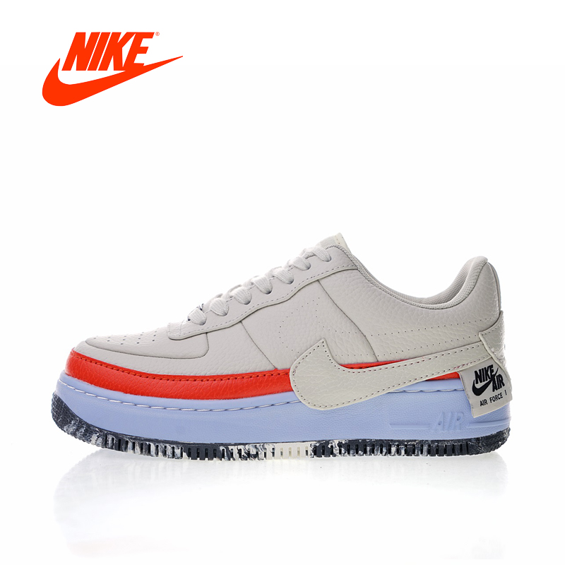 Original New Arrival Authentic Nike Wmns AF1 JESTER XX Women's Breathable Skateboarding Shoes Sneakers Good Quality AT2497-002 сникеры nike сникеры wmns nike court borough mid