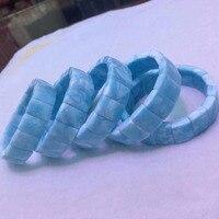 natural Calamine/Hemimorphite stone beads bracelet natural gemstone bangle for woman for gift wholesale !