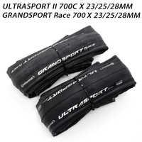 Continental ULTRA SPORT II Sport RACE 700*23/25C 28c route vélo pneu pliable vélo pneus GRAND Sport course