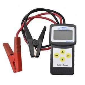 Image 5 - Lancol 200 Factory Car Automotive Battery Tools For Cars  Automotive Battery Car Measurement Battery Tester 12V Diagnostic Tool