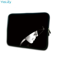 print Skeleton Laptop bag 17.3 17 15.6 15.4 15 14 13 13.3 11.6 10.1 9.7 7 inch computer cover tablet notebook pouch NS-3262