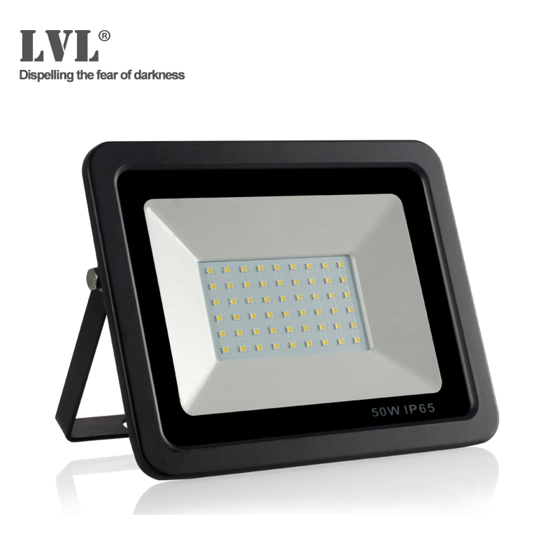 Flood Light 10W 20W 30W 50W foco led exterior 220V Led Floodlight IP65 Led Spotlight Outdoor Lighting waterproof Led Reflector
