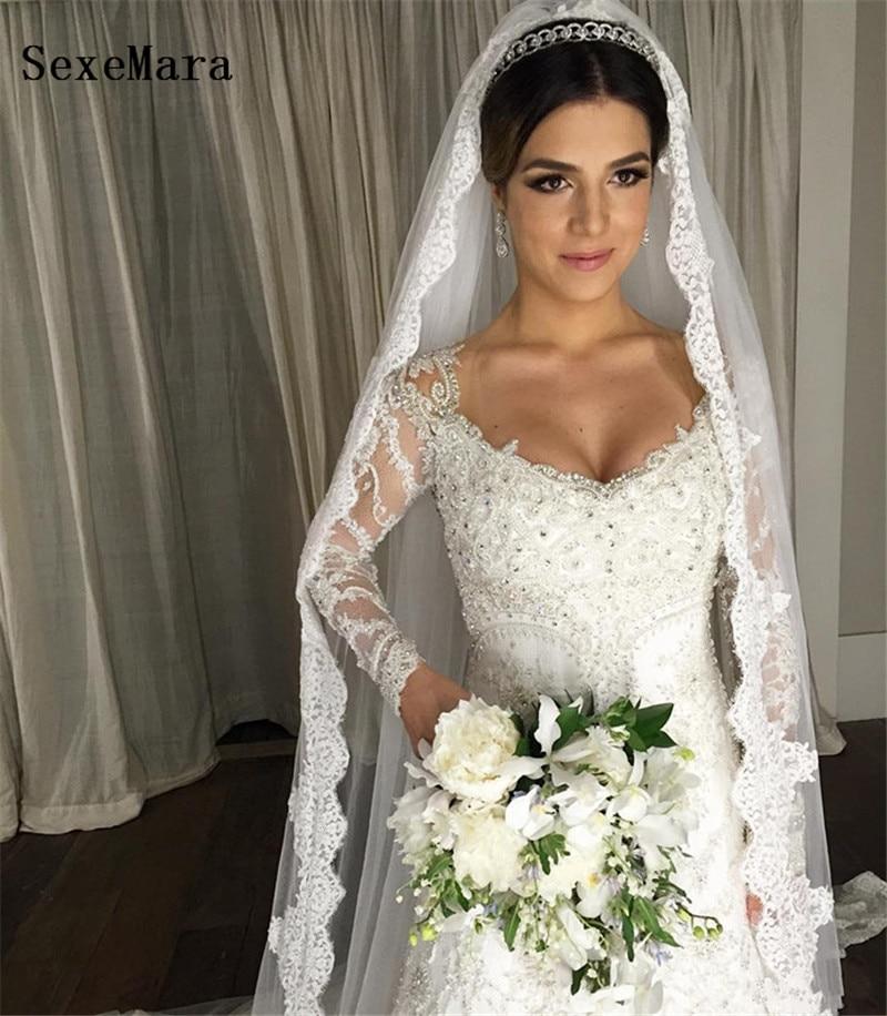 luxury-5m-long-bridal-veils-lace-applique (1)