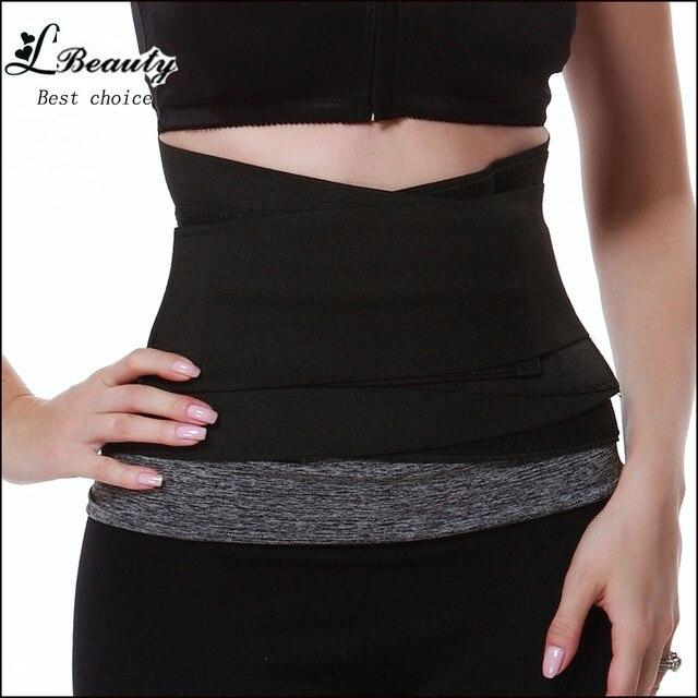 De volta o Apoio Da Cintura Trimmer Belt Mulheres Trainer Cintura Queima de Gordura de Emagrecimento Cintura Cincher Tummy Controle Cinturão Espartilho-A5