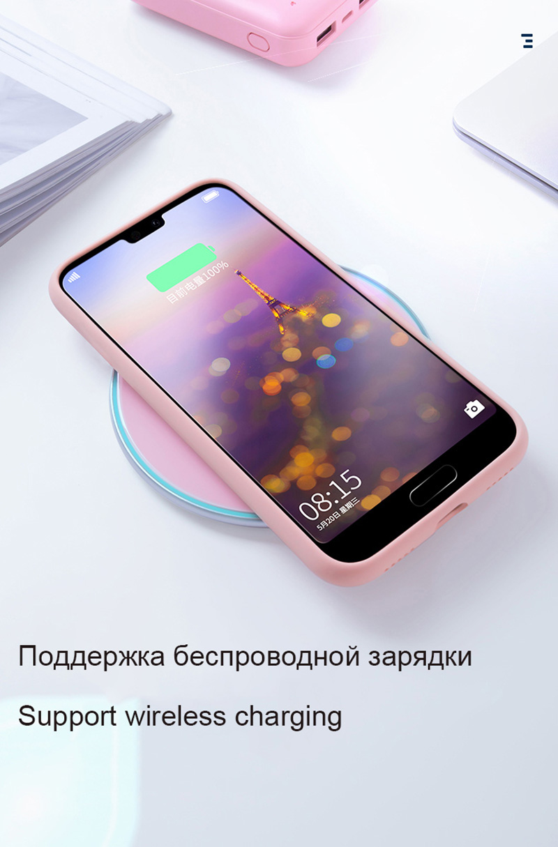 Luxury Skin-friendly Liquid Silicone Phone Back Cover Case For Huawei Honor Mobiles 18