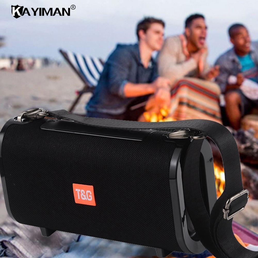 Bluetooth Speaker Waterproof Player Shockproof Subwoofer Built-in Outdoor Wireless mp3 Speaker powered audio speakers