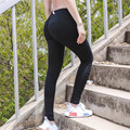HimanJie New Women 2016 hot Low Waist Leggings Push Up Sexy Hip Solid Trousers For Women Fashion Elastic Leggings Adventure Time
