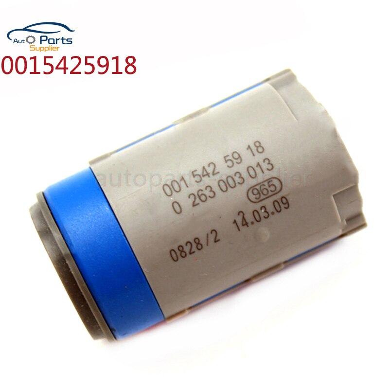 0015425918 rear Mercedes W463 G500 G55 parking sensor