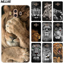 MLLSE The Lions Fashion Case Cover for Huawei Mate S 10 20 Lite Pro Y3II Y5II Y6II Y5 Y6 2017 Y7 Prime 2018 Y9 2019 Hot(China)