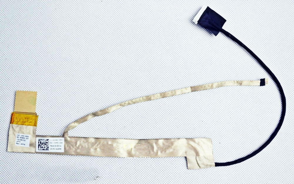 WZSM NEW LCD video cable for Dell Inspiron M5030 N5030 laptop Screen Display Cable 42CW8 042CW8 image