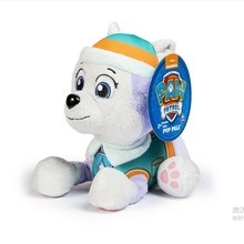 Anime Puppy Patrol Kids Toy anime Boy Patrol Dog Patrulla Canina Everest Ryder Vehicle Juguetes Patrulla Dog Canine Toys Skye
