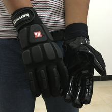 Durable Silica Gel American Football Ball Gloves Tactical Military sport Gloves Motorcycle Rugby Gloves Beach Ball Equipment