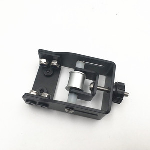 Image 3 - Creality CR 10 S4/S5 3D printer adjustable Y Axis tensioner kit steel black color Y axis timing belt tensioner free shipping