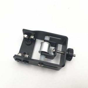 Image 3 - Creality CR 10 S4/S5 3D プリンタ y 軸テンショナーキット鋼黒色 Y 軸タイミングベルトテンショナー送料無料