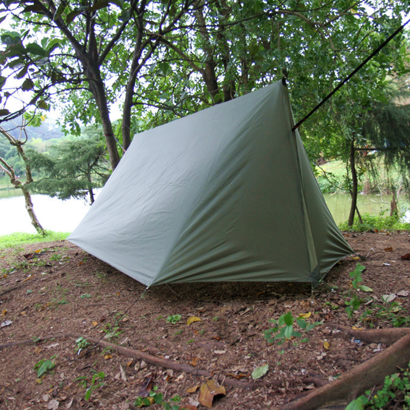 rede toldo esteira acampamento abrigo protecao para sol 02