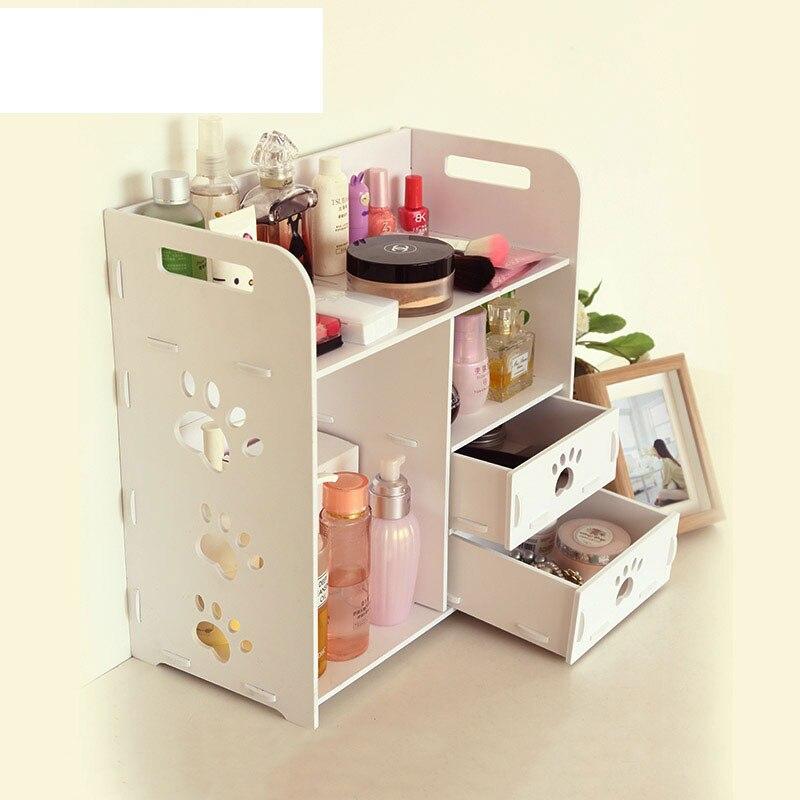 Diy Makeup Organizer Box - Makeup Vidalondon