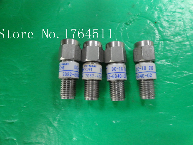 [BELLA] M/A-COM 2082-6040-02 DC-18GHz 2dB 2W RF Coaxial Fixed Attenuator SMA  --2PCS/LOT