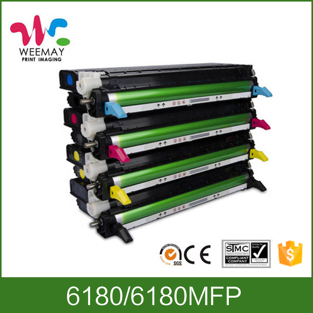 1 PC Compatible toner cartridge for Xerox 6180 MFP 6180 6280