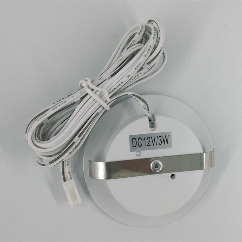 3W LED կաբինետի ներքո թեթև լուսավորող - Ներքին լուսավորություն - Լուսանկար 3