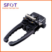 Original CC 10 cable cutter fiber optic cable knife Stripper