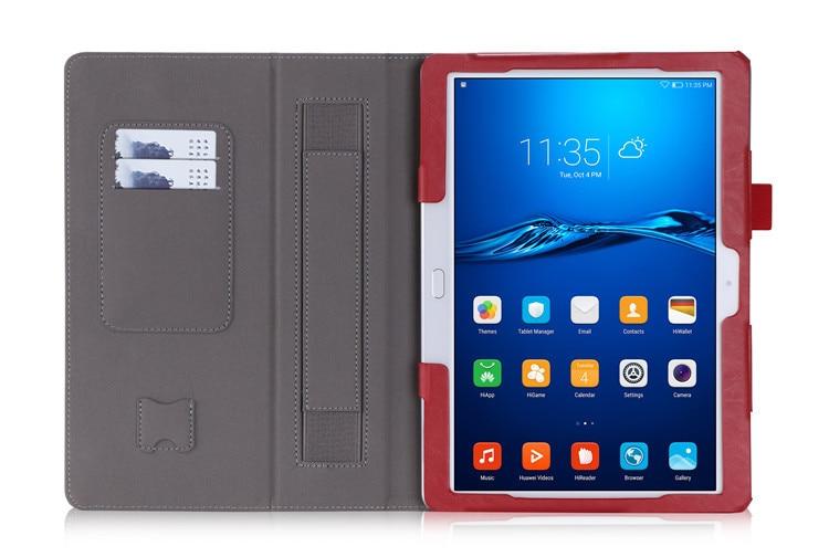Case For Huawei Mediapad M3 Lite 10 Foilo Stand PU Cover For Huawei Mediapad M3 Lite 10.0 BAH-W09 BAH-AL00 Tablet