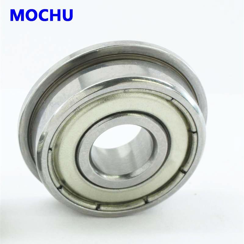 Ball Bearing Bearings F606z 50 PCS Metal Shielded 6x17x6 mm F606ZZ Flanged