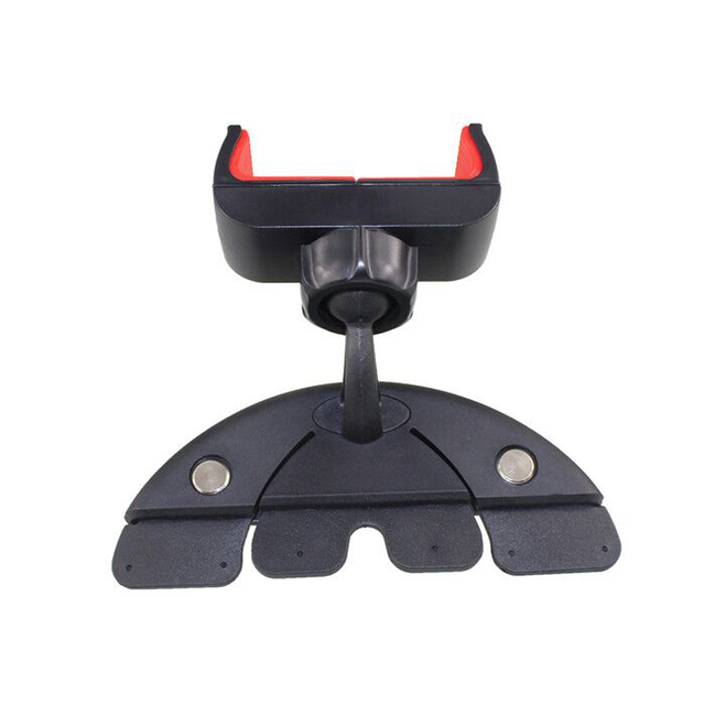 Alloet Universal Car Phone Holder 360 Rotation CD Slot Car Mount Holder Cradle For Samsung Huawei Xiaomi Phones