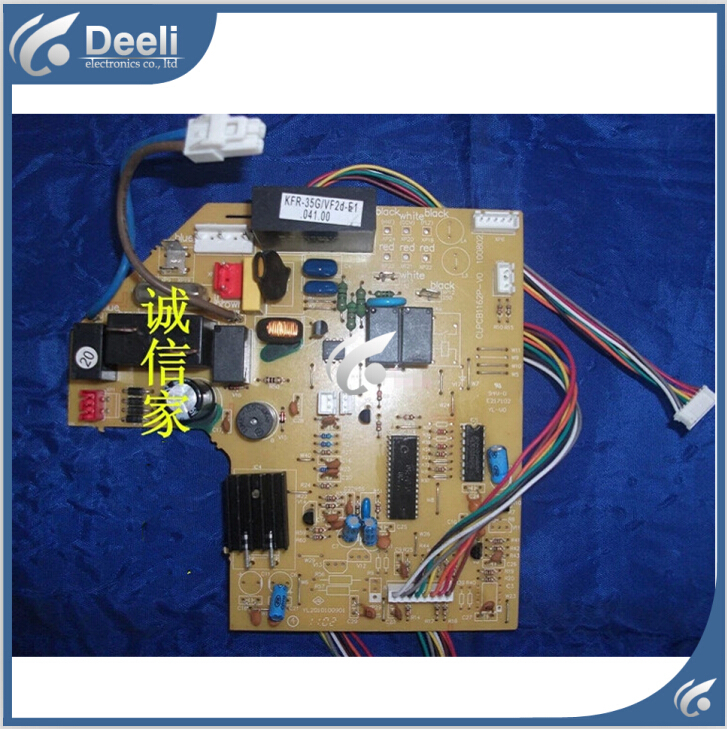 ФОТО 95% new good working for Chunlan air conditioning accessories pc board control board KFR-35GW/VF2d-E1 motherboard on sale