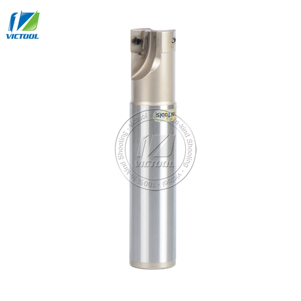 BAP400R*32*160*2T indexable end mill cutter arbor for APMT1604 carbide inserts free shopping new 32mm emrw 6r 32 150 c25 2t ballnose indexable shank end mill cutter and 10pcs carbide insert cnc