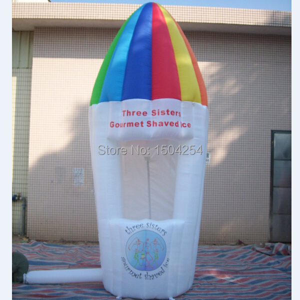 inflatable bar counter for advertising promotion toy tent