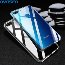 Ultra-thin Transparent Cases For Huawei Honor 9 Lite 5.65'' Silicone Soft Clear Phone Back Cover Shell For Huawei Honor 9 Lite чехол для honor 9 lite onext silicone transparent 70565