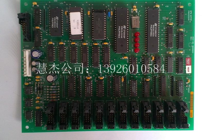 NJK10722 ABBOTT CD1700 MPM MOTOR PROCESSOR ASSY NO.9600920