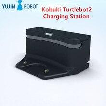 Yujin רובוט Kobuki Turtlebot2 מקורי טעינת תחנת עגינה תחנה