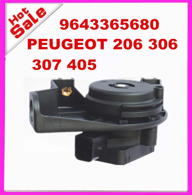 High quality OEM 9639779180 9643365680 Camshaft Position Sensor fits for Peugeo 206 306 307 406 806 807 K-M