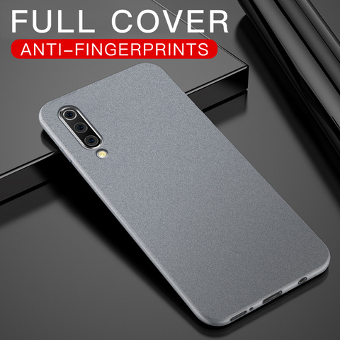 Ultra Thin Soft Silicone Matte Cases For SamSung Galaxy M10 M20 M30 A10 A20 A30 A40 A50 A60 A70 A40S M40 Anti Fingerprint Covers Lahore