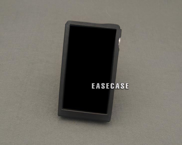 EASECASE Unique A6 Custom-Made Genuine Leather Case for IBASSO DX200