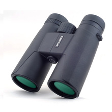 Military HD 10x42 Binoculars Professional Hunting Telescope Zoom High Quality Vision No Infrared Eyepiece Black for Gift цены