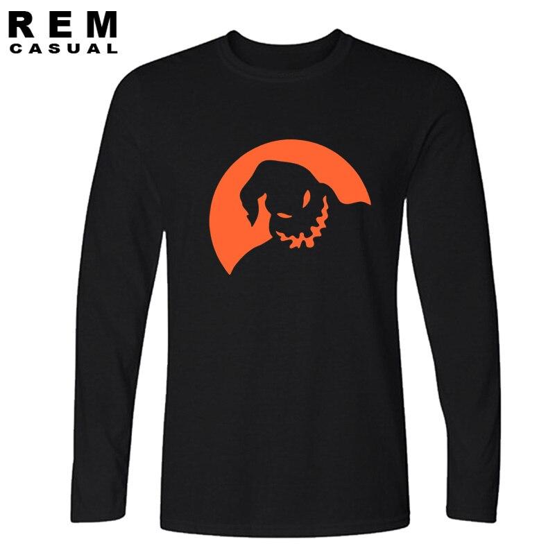 6507c7959633 ᗑСмешные футболки Для мужчин Америка фильм oogie Boogie футболка ...